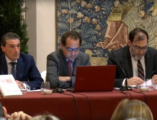 Ignacio Vegas y Eloy Velasco explican el Compliance